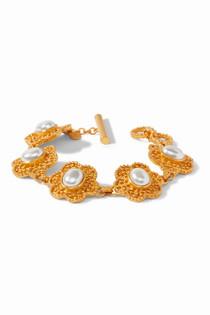 Colette Bracelet - Gold Pearl