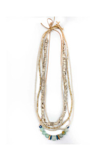 Yellowstone Layer Necklace