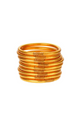 All Weather Bangles Set Of 9- Gold