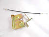 SEAT LATCH & CABLE 11390-A78-4