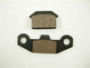 ATK125-A Brake pad SET (front)