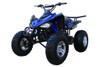 Coolster 3150CXC REACTION-HD 150 ATV, ALLOY Full Size Air Cooled 4 Stroke Single Cylinder