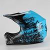 Coolster Motocross Full Face Helmet - Blue