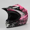Coolster Motocross Full Face Helmet - Pink
