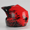 Coolster Motocross Full Face Helmet - Red