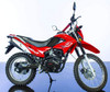 Hawk 250CC Dirt Bike Dual Sports Enduro Street Legal - Fully Assembled And Tested