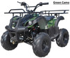 "ICE BEAR 125cc Youth Quad ATV Automatic with Reverse, Remote Kill, 7"" Wheel (PAH125-8S)"