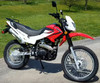 229cc Enduro Street Legal Dirt Bike 5 Speed Manual w/ Electric/Kick Start Air Cool Engine - Nduro Bike 18B