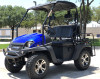 Blue - Fully Loaded Cazador OUTFITTER 200 Golf Cart 4 Seater Street Legal UTV - Fully Assembled and Tested