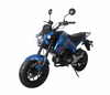 """TaoTao New Arrival! HELL CAT 125cc Motorcycle with Manual Transmission, Electric Start, 12"""" Alloy Rim Wheels"""