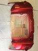 CAZADOR X26-04 FRONT HOOD RED