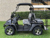 Black- Fully Loaded Cazador OUTFITTER 200 Golf Cart 4 Seater Street Legal UTV