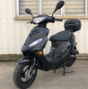 Amigo Speedy 50 Moped Scooter, 4-Stroke, Air Cooled, Fully Automatic