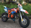 RPS New DB-60E Dirt Bike, Air Cooled, Electric Start
