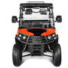 Orange - Vitacci Rover-200 EFI 169cc (Golf Cart) UTV, 4-stroke, Single-cylinder, Oil-cooled - Fully Assembled and Tested
