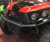 Red - Vitacci Rover-200 EFI 169cc (Golf Cart) UTV, 4-stroke, Single-cylinder, Oil-cooled