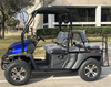 SUPER HULK 400 EFI UTV, GAS GOLF CART