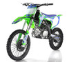Apollo RXF 150 LMAX Freeride 140cc Dirt Bike, Manual Transmission, (16'/19') tires, Large Frame