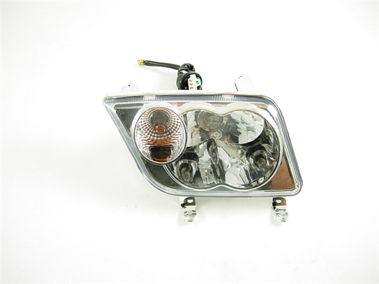 HEADLIGHT/ TURN SIGNAL ASSEMBLY (RIGHT SIDE) 11352-A76-2