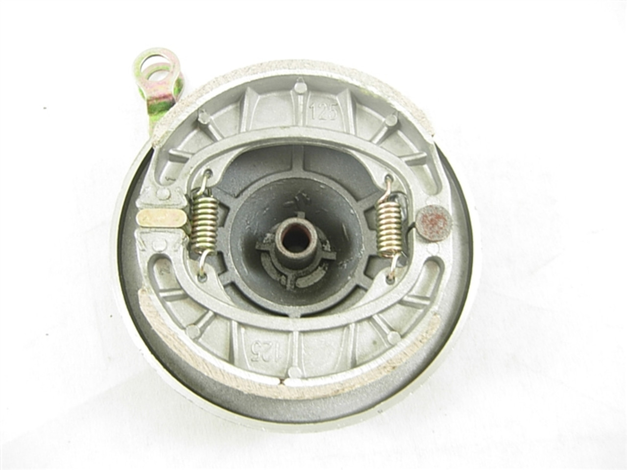drum brake w/pad front 11361-a76-11