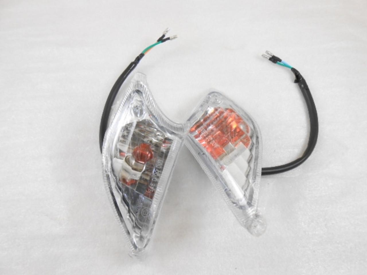 SIGNAL LIGHT FRONT SET 11424-A80-2