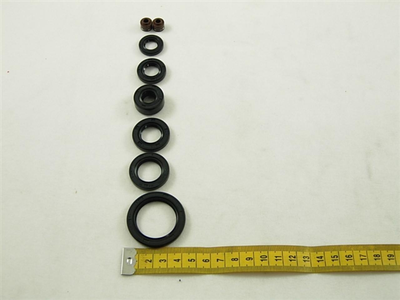 ENGINE OIL SEAL SET 11523-A85-11