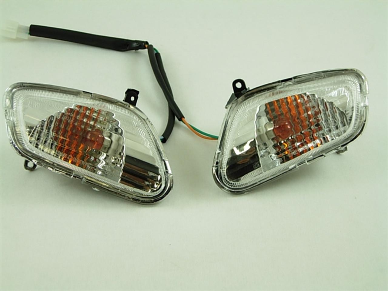 SIGNAL LIGHT SET FRONT 11532-A86-2