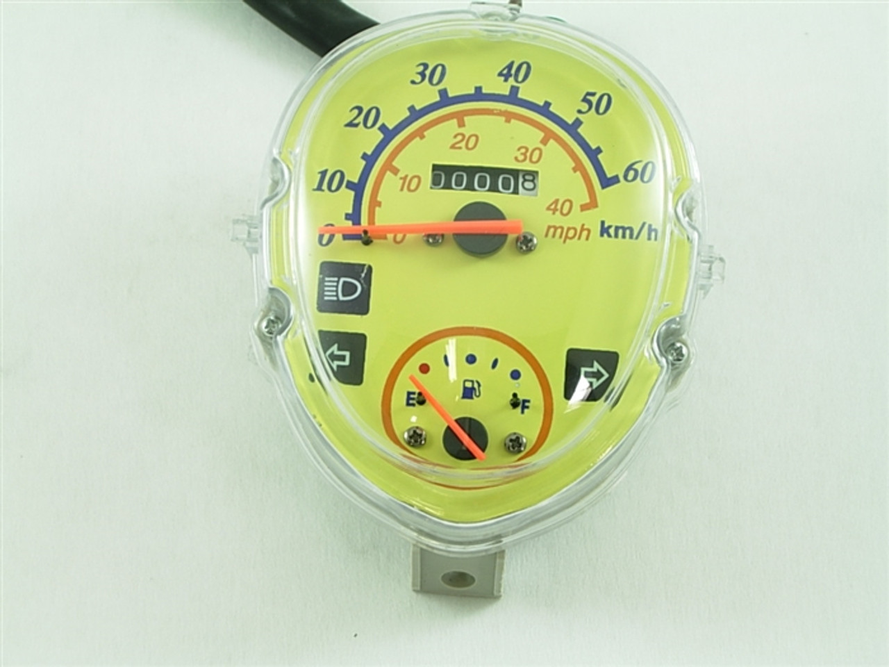 SPEEDOMETER /CLUSTER 11535-A86-5