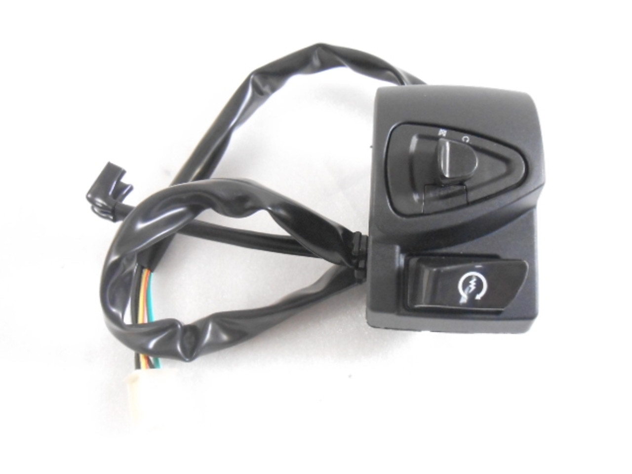 ELECTRIC START SWITCH /RIGHT/KILL 11591-A89-7