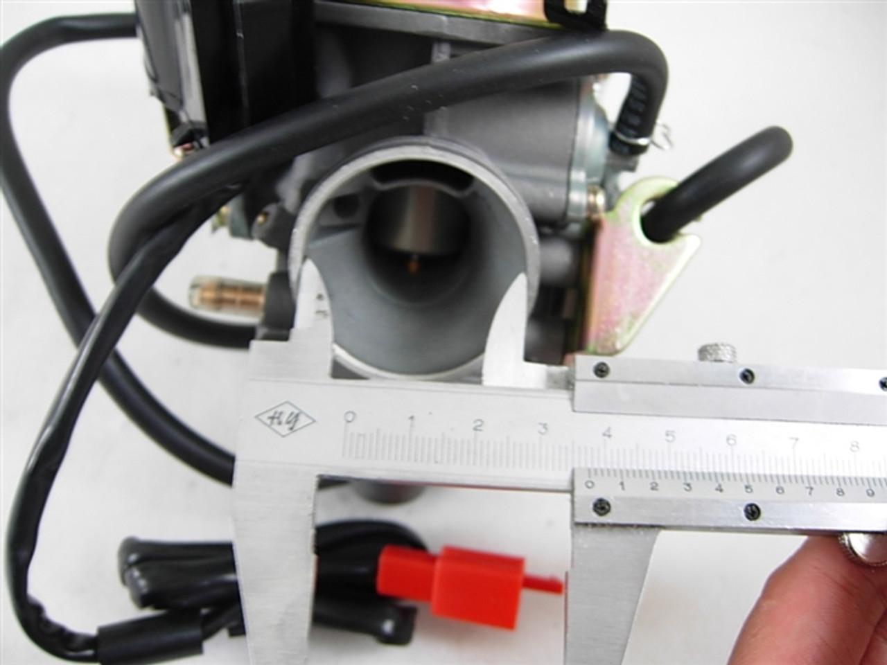 carburetor 11595-a89-11