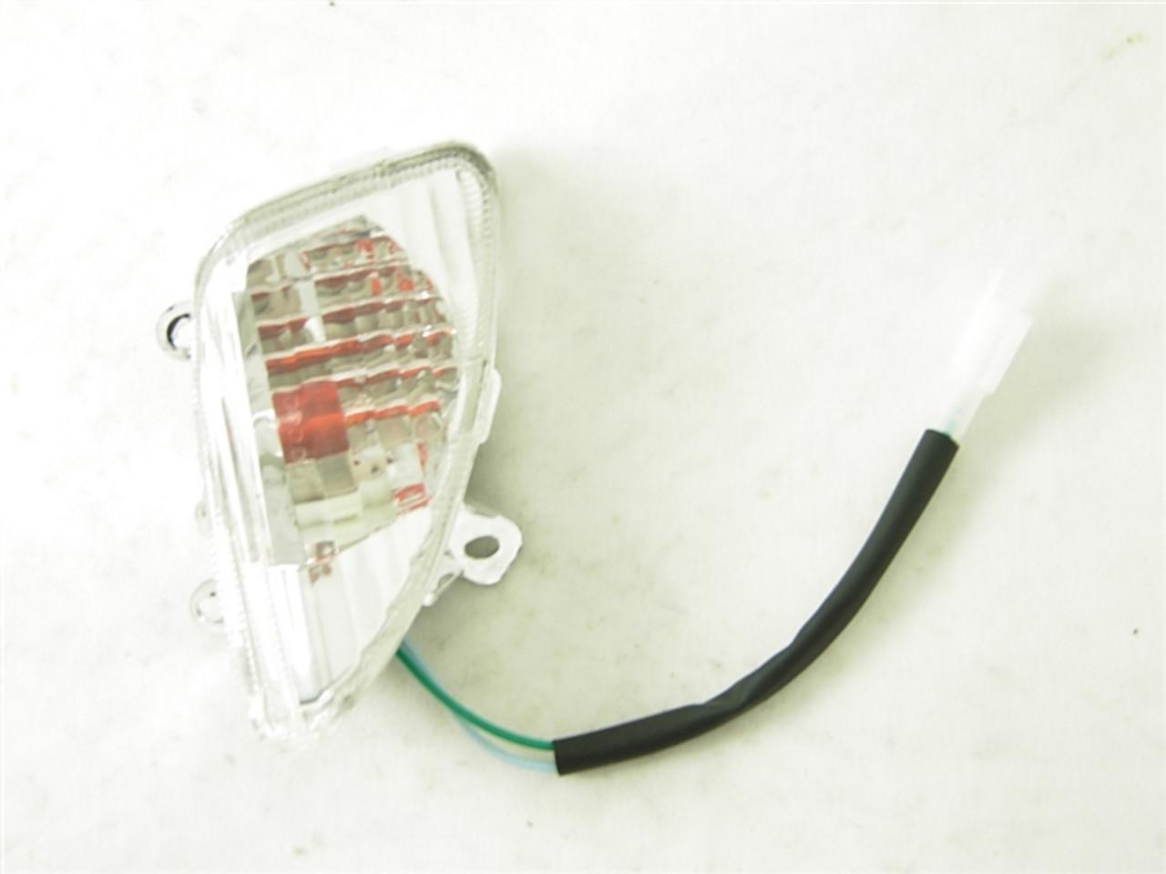 SIGNAL LIGHT ASSEMBLY (LEFT SIDE) 11621-A91-1