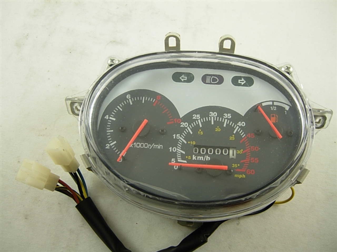 SPEEDOMETER /CLUSTER 11645-A92-7