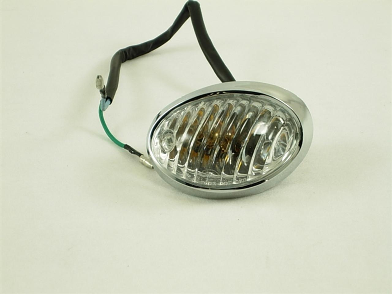 SIGNAL LIGHT ASSEMBLY (SET) FRONT 11657-A93-1