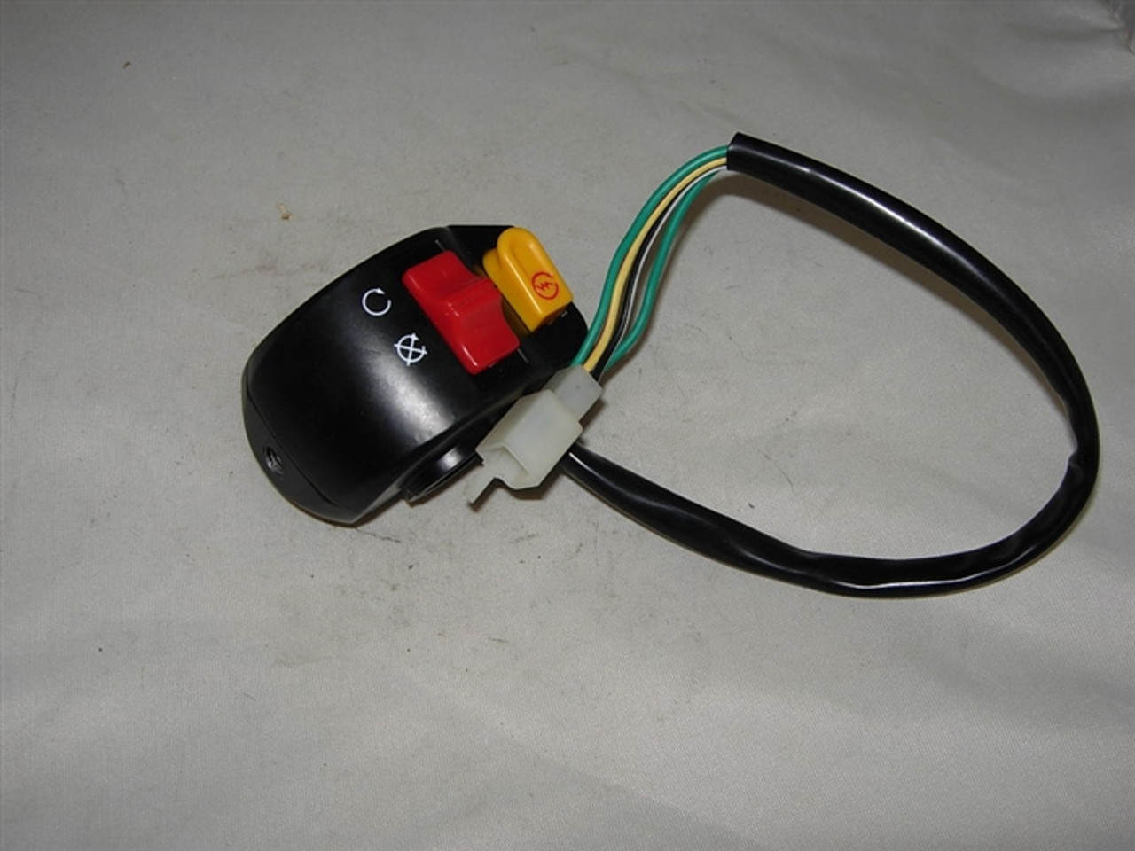 electric start switch /kill switch (right size) 11736-a97-8