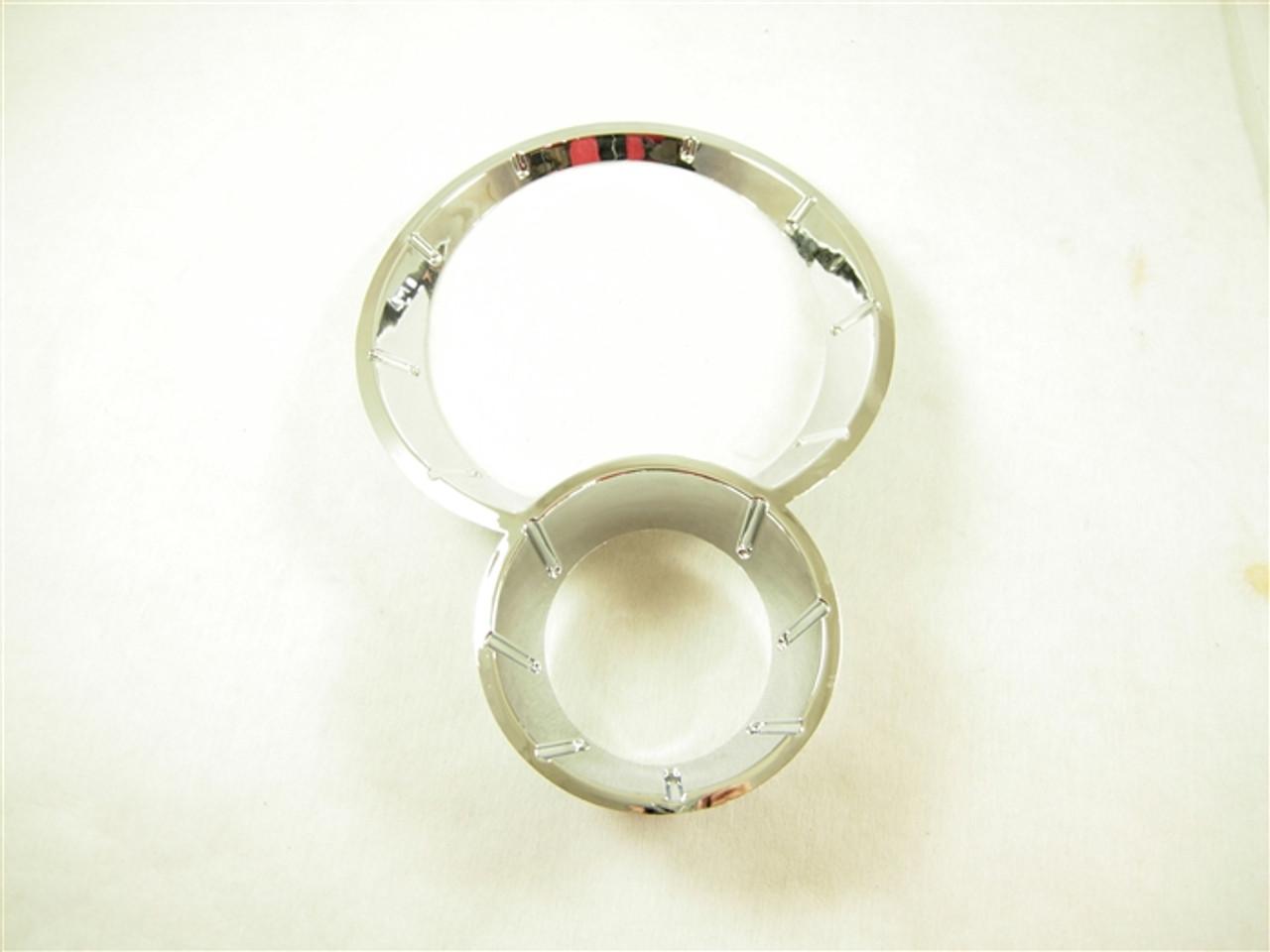 headlight fairing/trim chrome 11787-a100-5