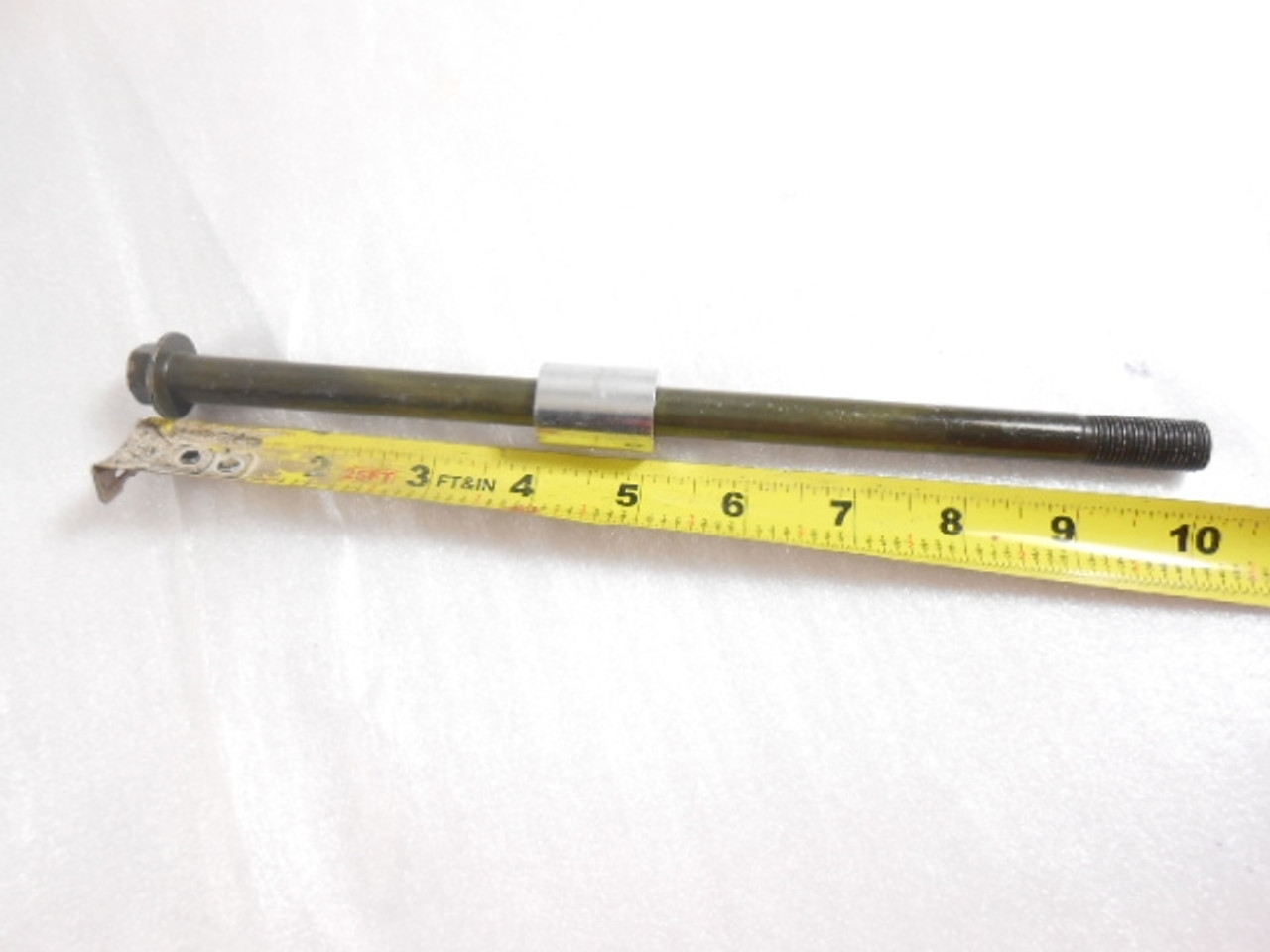 FRONT WHEEL AXLE 12706-A151-6