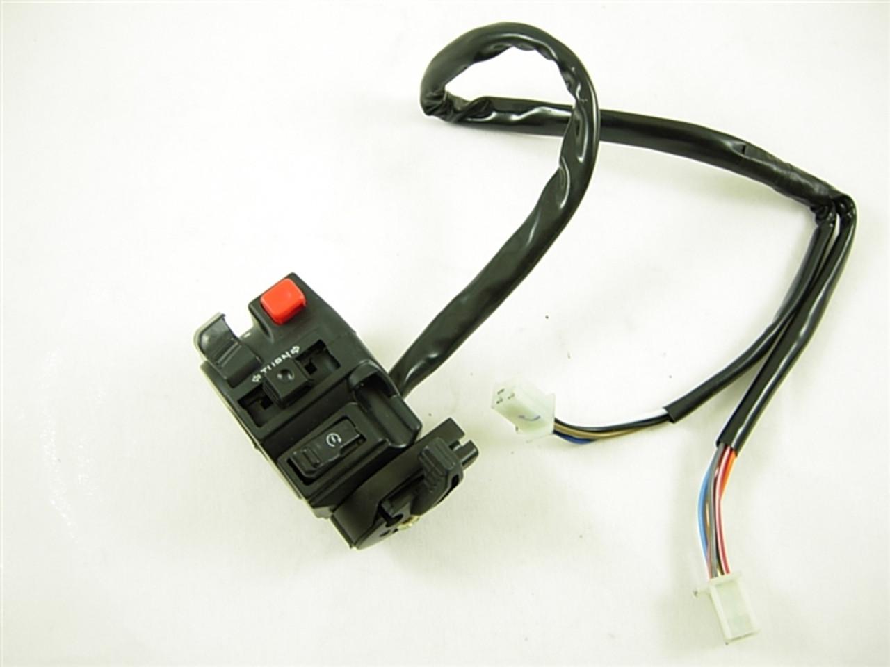 KILL SWITCH/ ELECTRIC START 12759-A154-5