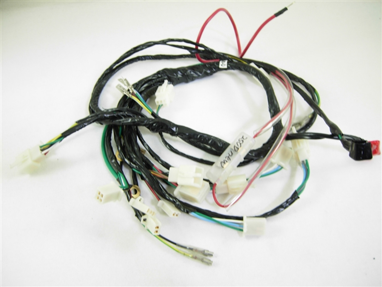WIRE HARNESS 12803-A156-13
