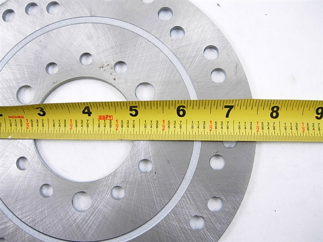 brake disc 13339-a186-9