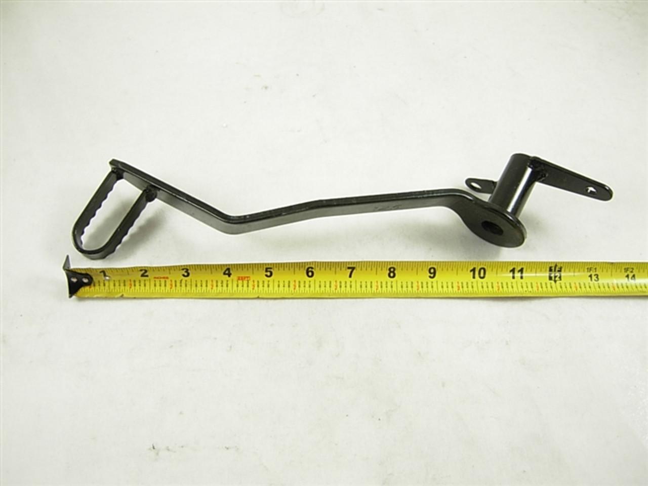 foot peg (brake peg) 13416-a190-14