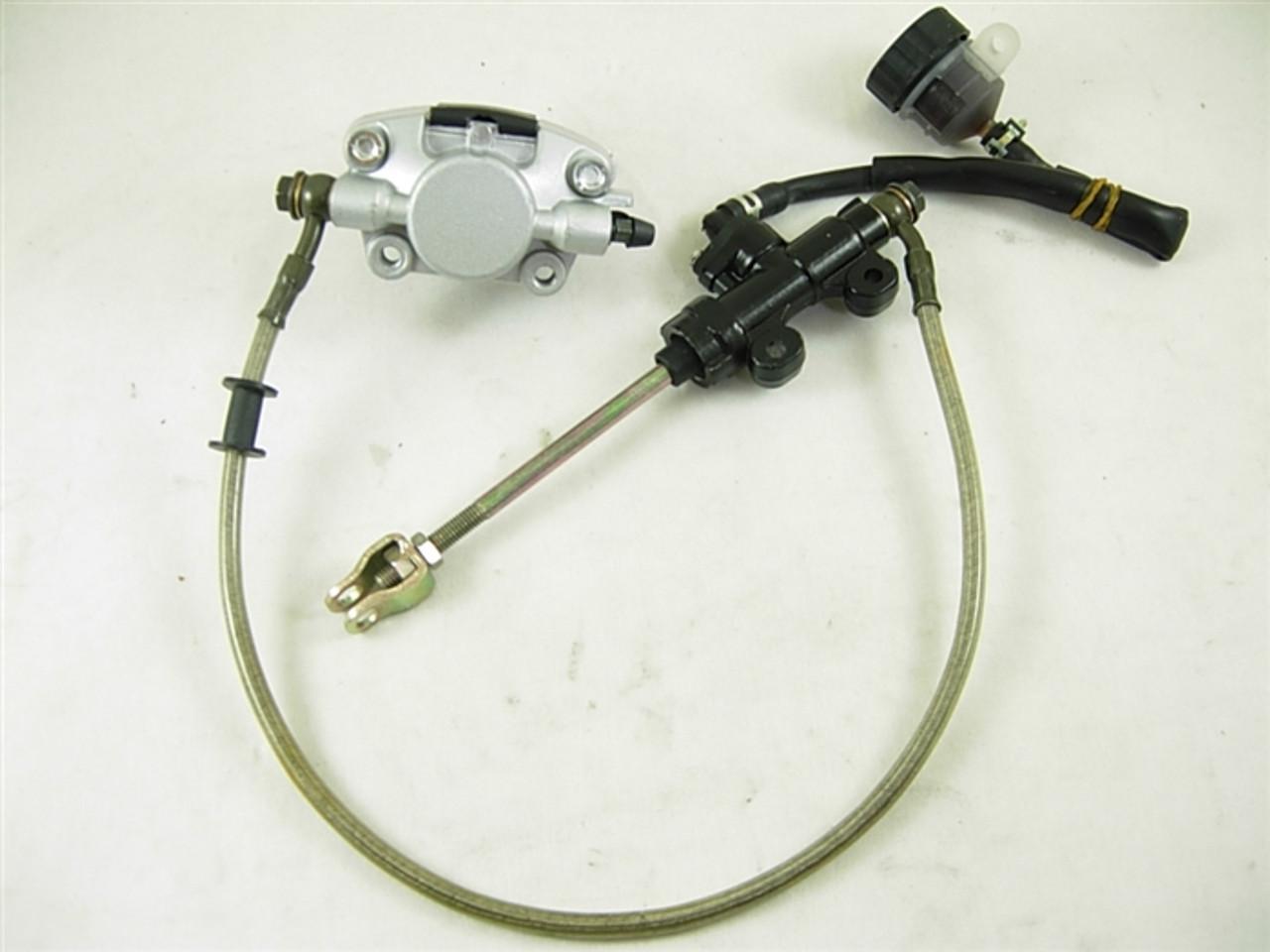brake assembly/assy 20453-b31-3