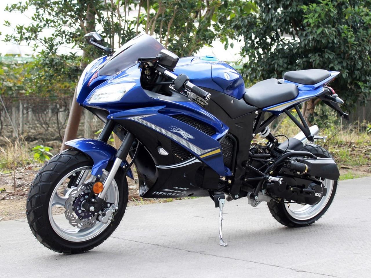 COUGAR 50CC NINJA MOTORCYCLE