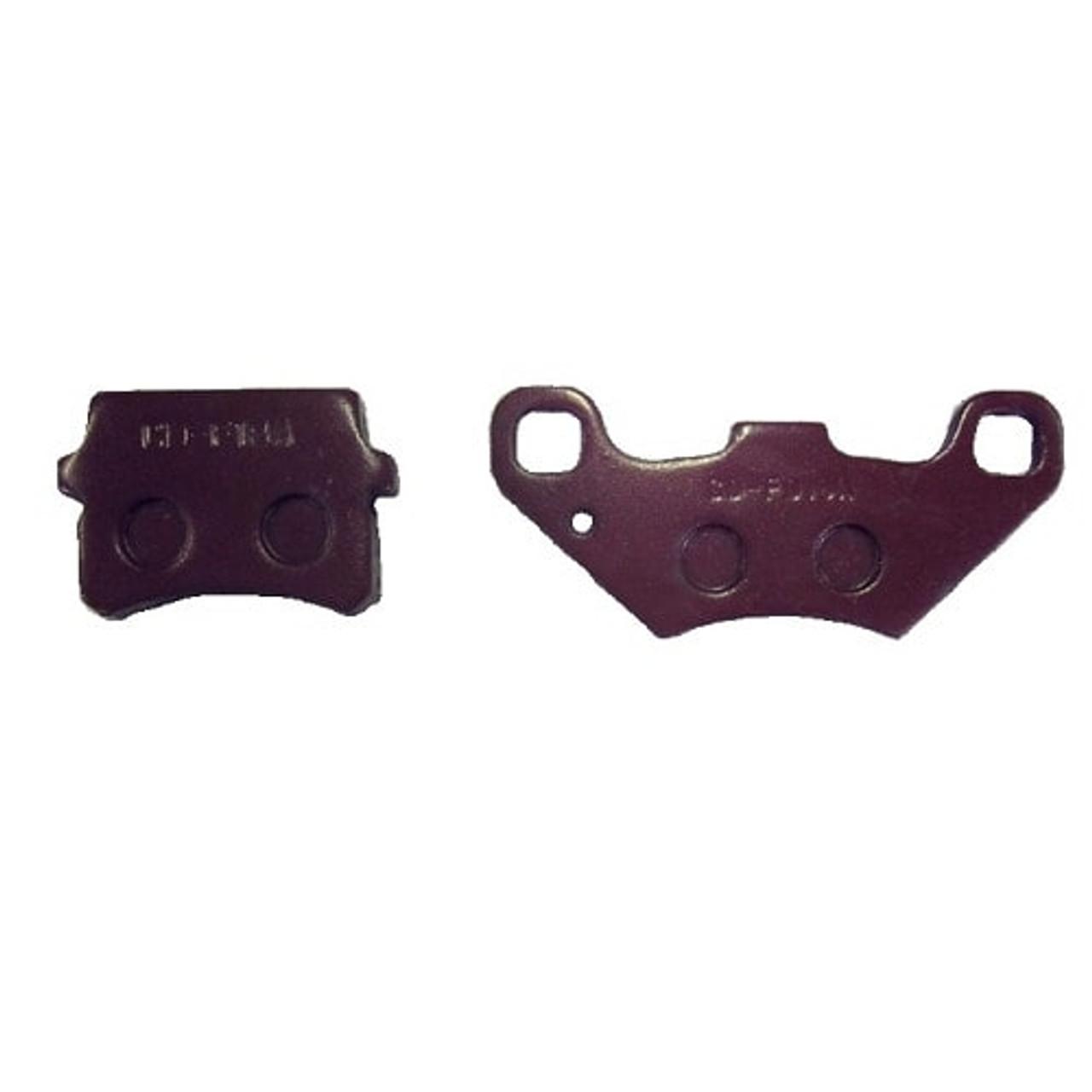 BRAKE CALIPER PAD SET for TrailMaster MID XRS, MID XRX, 150 XRS, 150 XRX,300 XRX, Challenger UTV 150 and 300.