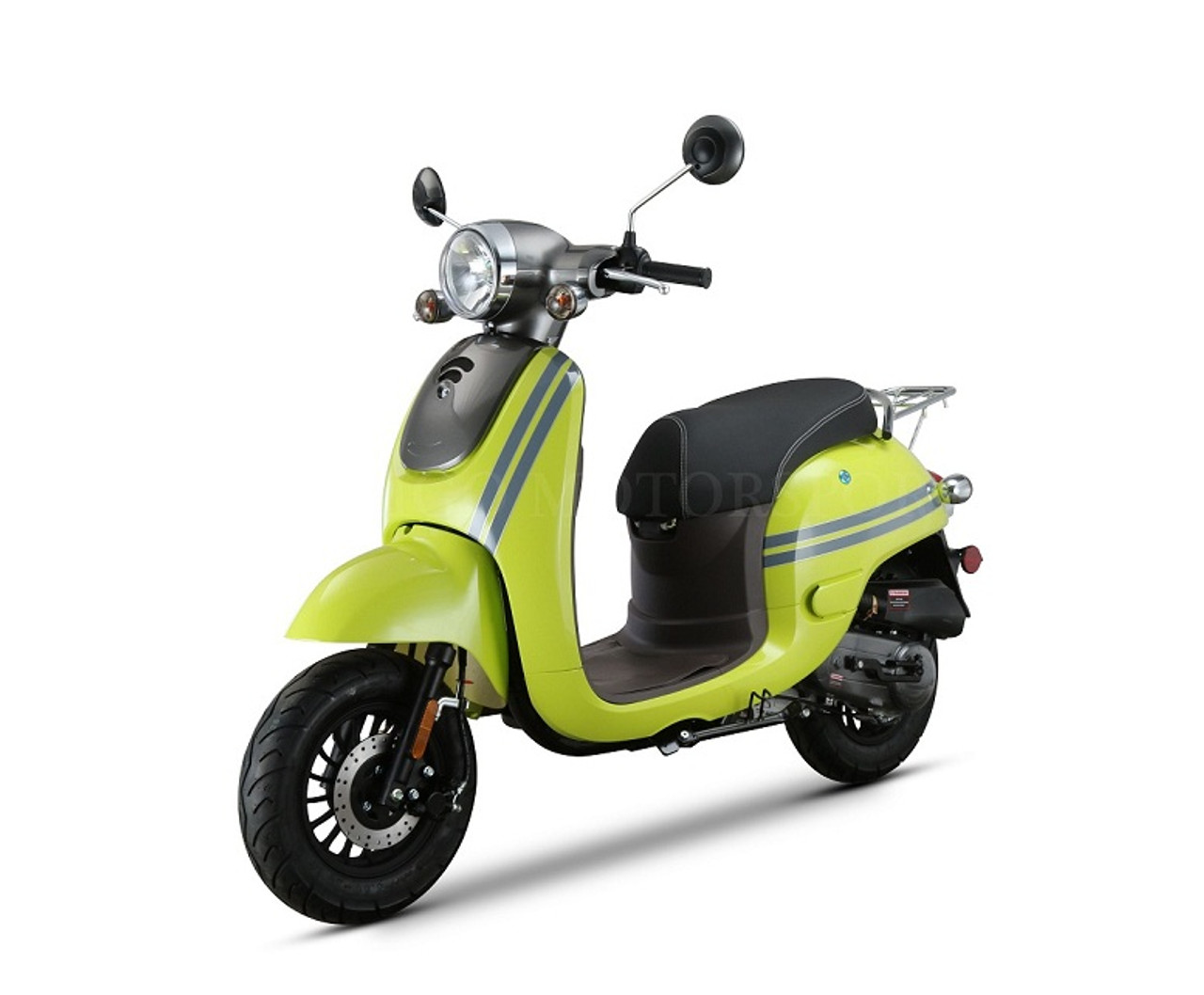 Amigo Citi-50 4 Stroke Gas Moped Scooter,  USB Port