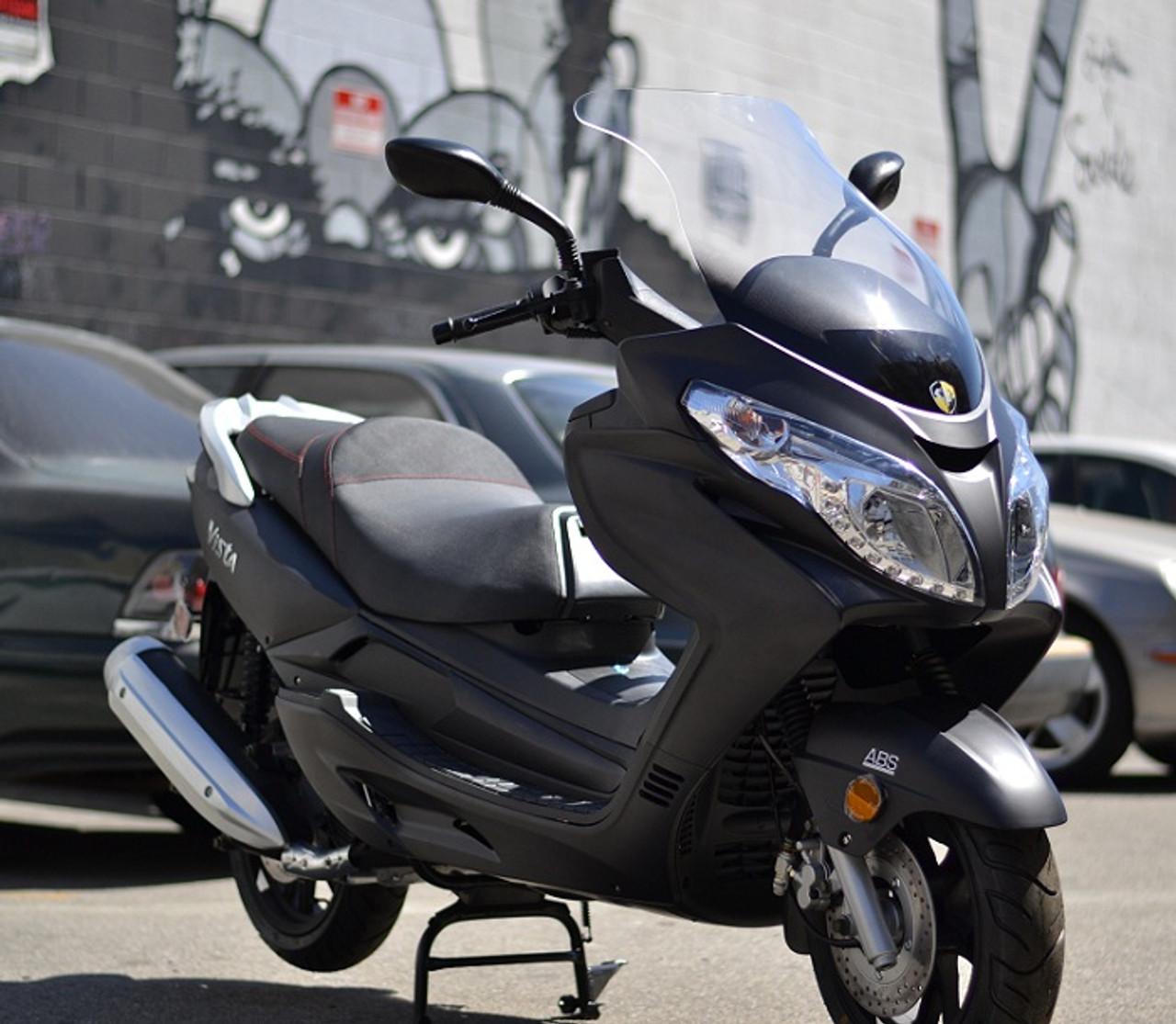 Amigo Executive Limited 149cc Street Legal Scooter,