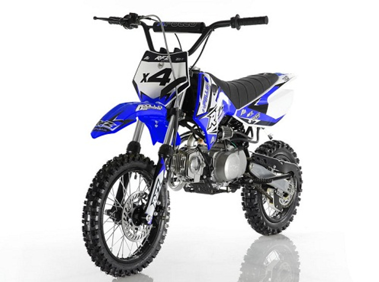 APOLLO DB-X4 RFZ 110cc RACING DIRT BIKE