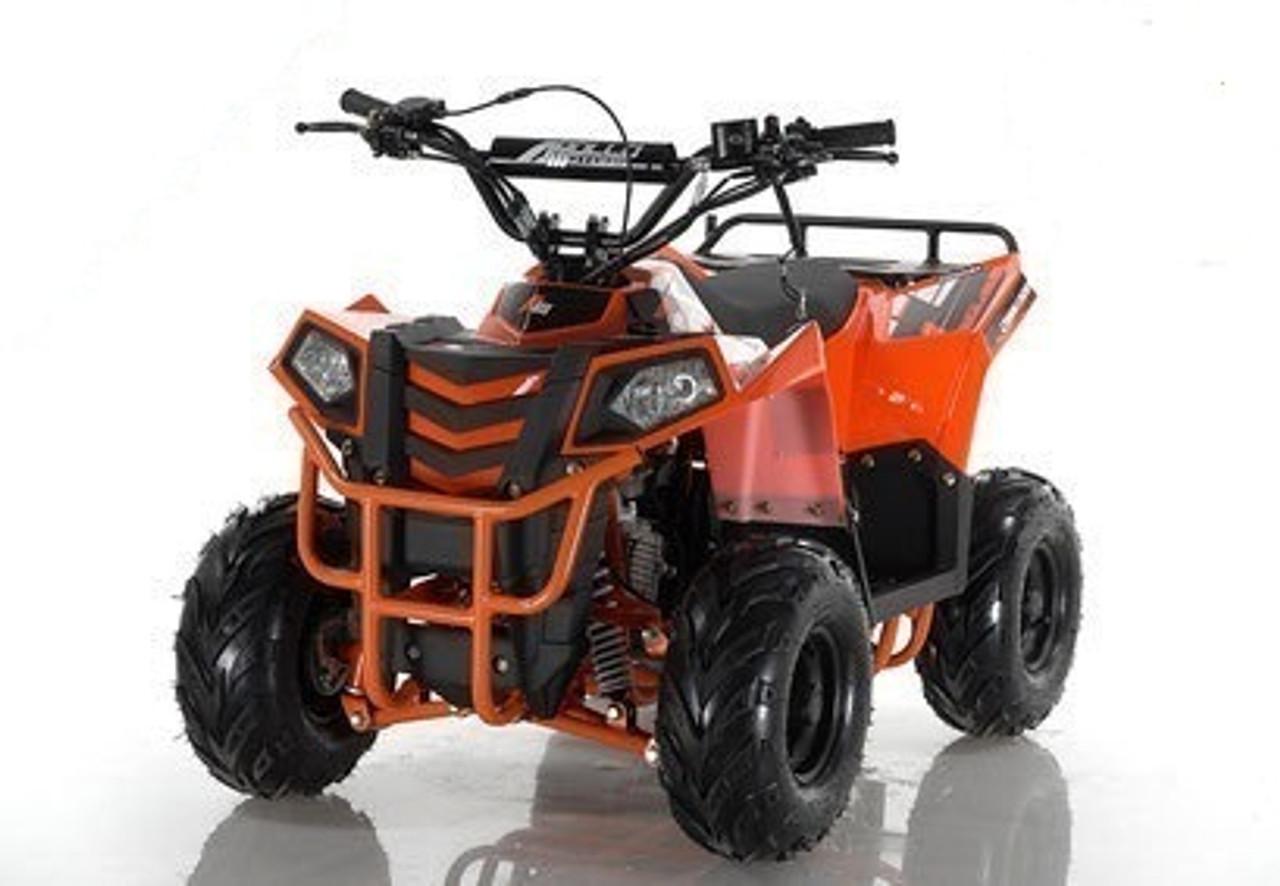 APOLLO MINI COMMANDER 110CC ATV NO REVERSE