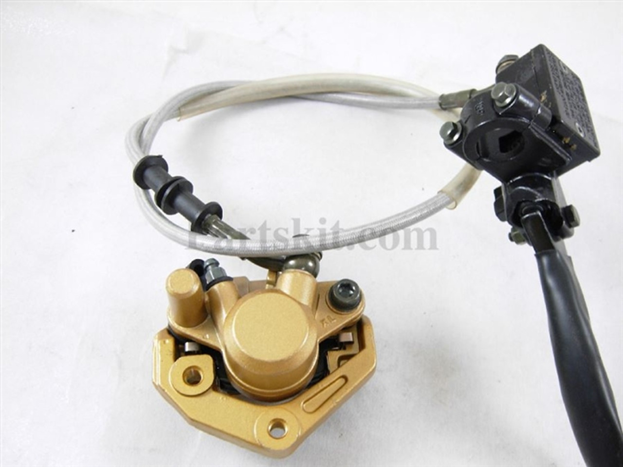 ATD-125A BRAKE ASSEMBLY/assy ( front )