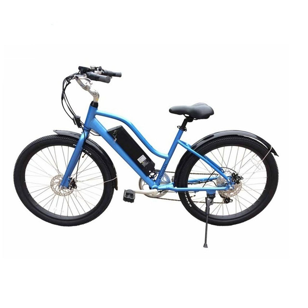 Bintelli B1 Electric Bicycle, Stylish Beach Cruiser