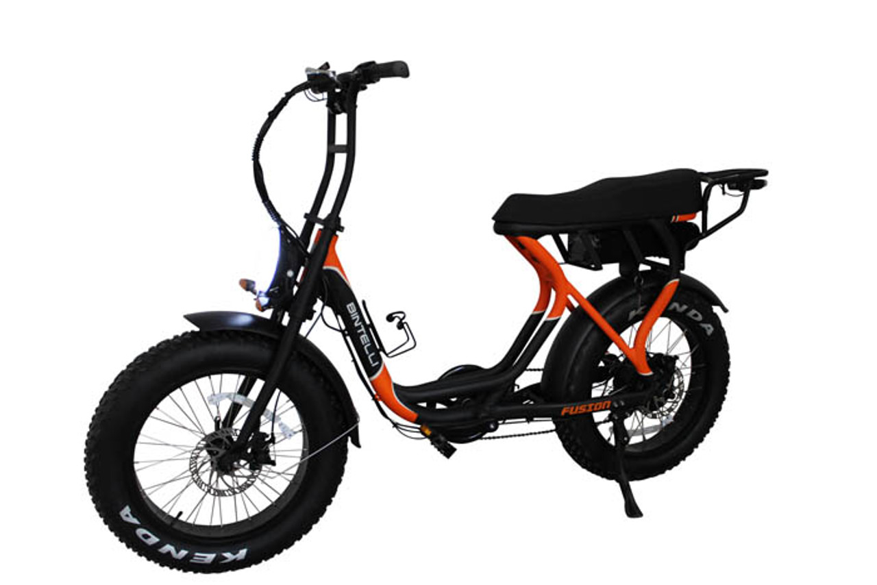 Bintelli Fusion - Electric Bicycle Electric Scooter Hybrid Bike